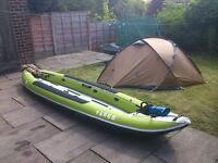 Trango 3 inflatable kayak