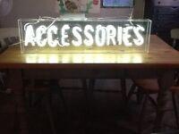 Neon Light ACCESSORIES