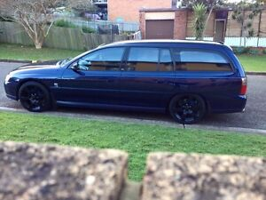 VY LS1 berlina wagon 7seater Port Macquarie Port Macquarie City Preview