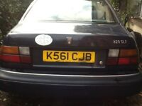 Rover 820i for Spares or Repairs