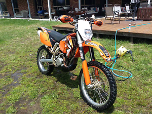 Ktm exc 450 2004 model Bullaburra Blue Mountains Preview