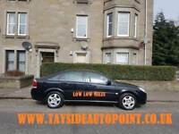 LOW LOW MILES***** 2008 VAUXHALL VECTRA 1.8 PETROL, LONG MOT, GREAT SPEC ONLY £1995