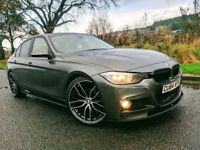 2014 BMW 320D Efficient Dynamics Businness Edition From £66 A Week Pay Nothing Until MARCH 2018
