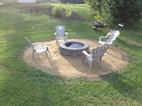 Low cost landscaping/skidsteer services