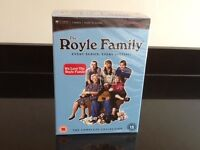 The Royle Family The Complete DVD Collection