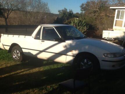 1996 Ford Falcon Ute Goomeri Gympie Area Preview