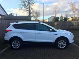 Ford Kuga 2.0 TDCi Titanium 5dr. Excellent condition, utterly reliable & available immediately.