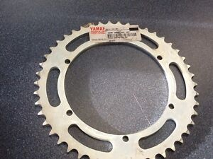 NEW Yamaha Rear Sprocket 46T- YTZ/IT/XT/TT