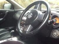 Nissa Murano black good condition 4x4 leather auto 2007 56 reg