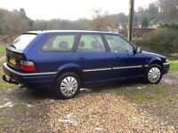 Rover 418 sld Estate. Needs clutch. NOW SOLD