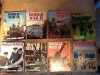 Orbis World War 11 magazines.