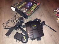 Aura Interactor Virtual Reality Game Wear (BOXED) For Sega Snes PS1 PC Commodore Amiga Tv and HI-Fi.