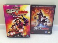Spy Kids Trilogy DVDs