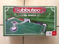 Subbuteo Official Fences Set - Paul Lamond