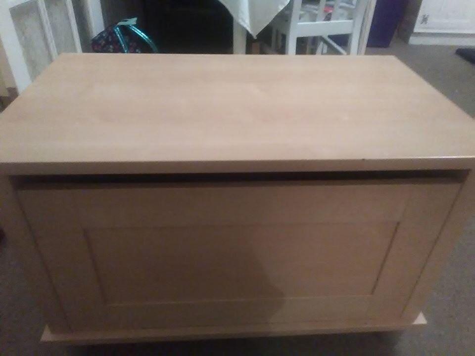ottoman storage chest toy chest