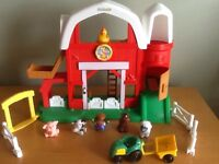 Fisher Price Little People Sounds Farm