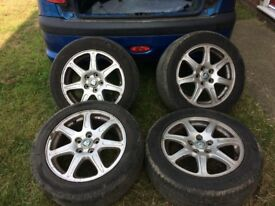 Jaguar X Type Alloys 16""