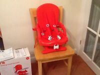 Mothercare Folding Travel Booster chair