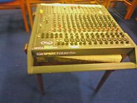 Mixing Deck, spraes and repairs, open for offers.