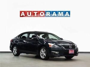 2015 Nissan Altima SL NAVIGATION BACK UP CAM LEATHER SUNROOF
