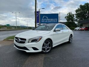 2014 Mercedes Benz CLA Base