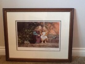 David Shepherd Ltd Edition signed print