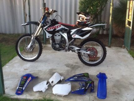 YZ450F (X) 2008 Yamaha Motorbike and accessories  Banksia Grove Wanneroo Area Preview