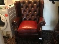 Leather chesterfield sofas and chairs wanted to buy today any condition any colour can collect