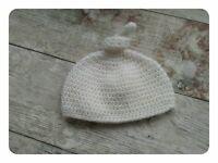 Newborn baby/unisex baby hat, photography prop