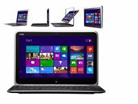 Dell XPS 12 convertible Touch Screen,i7 core,8gb ram,256GB SSD,FHD 1080p,12 inch,ulrabook,2-in-1,13