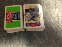 SUBBUTEO SQUADS FOOTBALL CARDS FOR SALE.