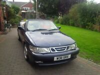 Saab 93 Aero Hot Convertible (Updated ad - please read)