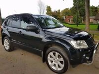 Suzuki Grand Vitara 1.9 DDiS SZ5 5dr TOP OF RANGE/SATNAV/FULEATHER