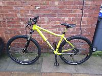"2016 VooDoo Bizango 29er Mountain Bike (20"" frame) £299 cash OR PX WELCOME."