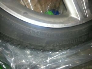 Mercedes Winter tires set