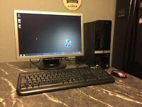 HP PRO 3120 Series Desktop PC