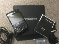 Immaculate Blackberry bold 9780 Black in original packaging and box £45 ONO