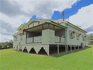 THE GLEN - LARGE COUNTRY HOMESTEAD ON 119 ACRES Woodenbong Tenterfield Area Preview