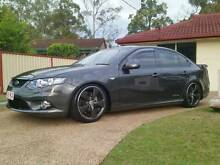 2009 Ford Falcon FG XR6 Sedan TOUGH LOOKER! Must See!! Springwood Logan Area Preview
