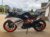 2016 KTM RC390 in Perfect Condition with Upgrades