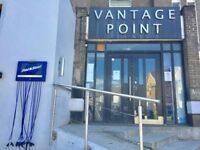 DOUBLE AND SINGLE PRIVATE OFFICE TO RENT. BILLS INCLUDED EXCEPT WIFI/PHONE. BY BRIGHTON STATION