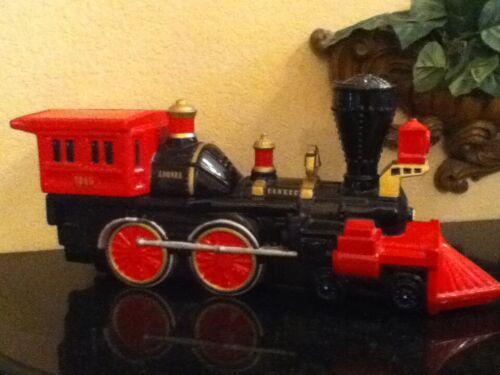 Collectible Lionel Steam Engine Train Cookie Jar by Enesco