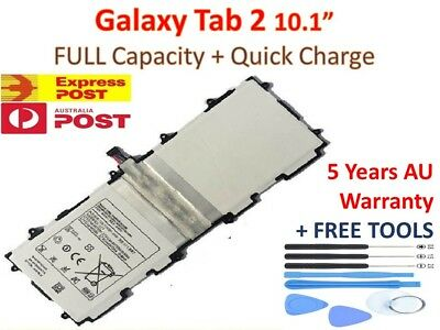 Battery for Samsung Galaxy Note 10.1 Tab 2 GT P5110 P5100 N8000 N8020 BT80 (New Battery For Samsung Galaxy Tab 2 10-1)