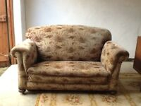 TWO SEATER SOFA/CHAISE LONGE