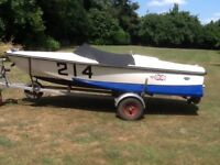 Delta Speedboat by Ray Wright, designer of the classic Albatross