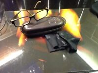 Timberland prescription reader glasses with case,bargain at £3,possible local delivery