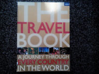 The Lonely Planet Travel Book £12 ONO