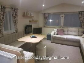 Blackpool Marton mere (Haven) 2 and 3 beds available.