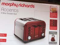New red toaster