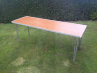 2'x6' Gopak professional quality trestle tables